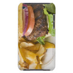 Hamburger and French Fries Barely There iPod Covers
