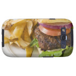 Hamburger and French Fries Galaxy SIII Cover