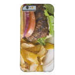 Hamburger and French Fries iPhone 6 Case