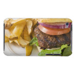 Hamburger and French Fries iPod Touch Case