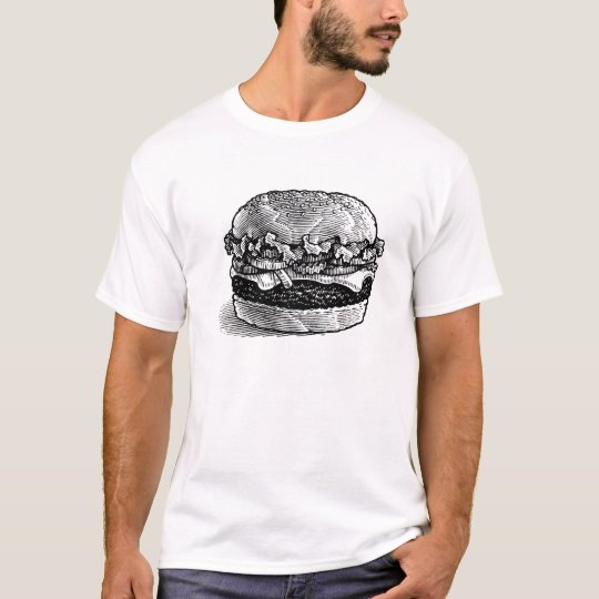 hamburger_big T-Shirt