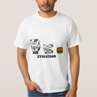 hamburger evolution T-Shirt