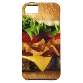 Hamburger founds mobile iPhone 5 cover