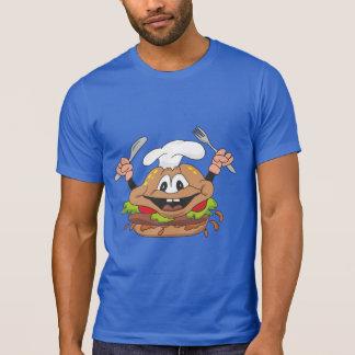HAMBURGER LARGE T-Shirt