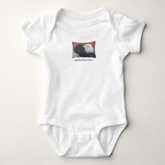 HAMbWG Black Sheep/White Sheep Baby Bodysuit