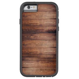 HAMbWG Case-Mate Tough Xtreme Wood Image