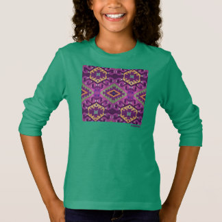 HAMbWG - Children's Sweartshirt  - Violet Hipster T-Shirt