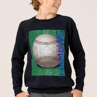 HAMbWG - Children's  T Shirt - Baseball