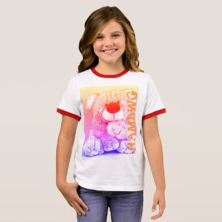 HAMbWG - Children's  T-shirt  - Teddy Bear