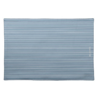 HAMbWG - Cloth Placemat - Light Teal Gradient