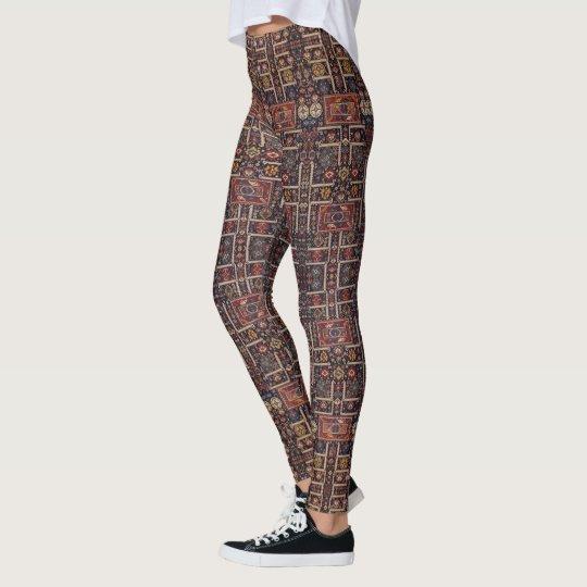 HAMbWG - Compresssion Leggings - Turkish Inspired