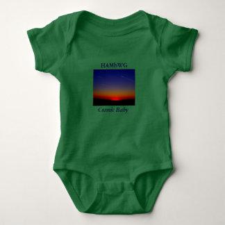 HAMbWG Cosmic Baby - T-Shirt or Snap T