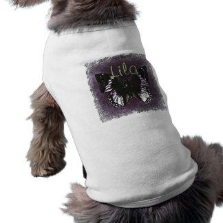 HAMbWG - Doggie T - Personalize it! Butterfly Shirt