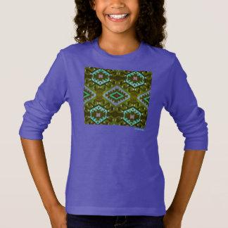 HAMbWG -  Long Sleeve T-Shirt - Green Hipster