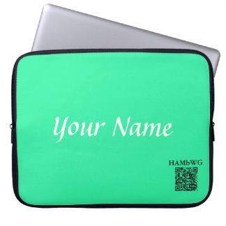 HAMbWG - Neoprene Laptop Case - Personalize