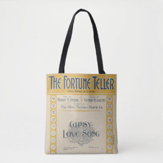 HAMbWG - Novelty Tote Bag - The Fortune Teller