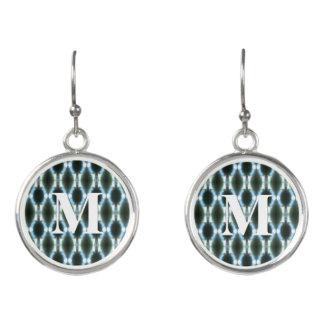 HAMbWG - Sterling Plated Drop Earrings