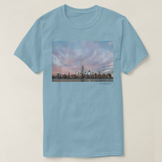 HAMbWG - T-Shirt - City by Shore 1920 010417 1248P