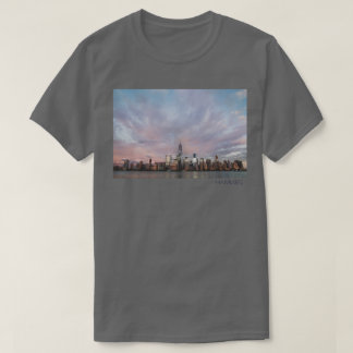 HAMbWG - T-Shirt - City by Shore 1920 010417 1248P