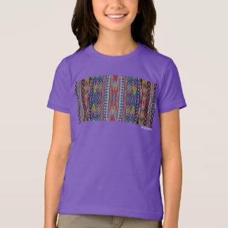 HAMbWG - t-shirt  - Colorful Hipster