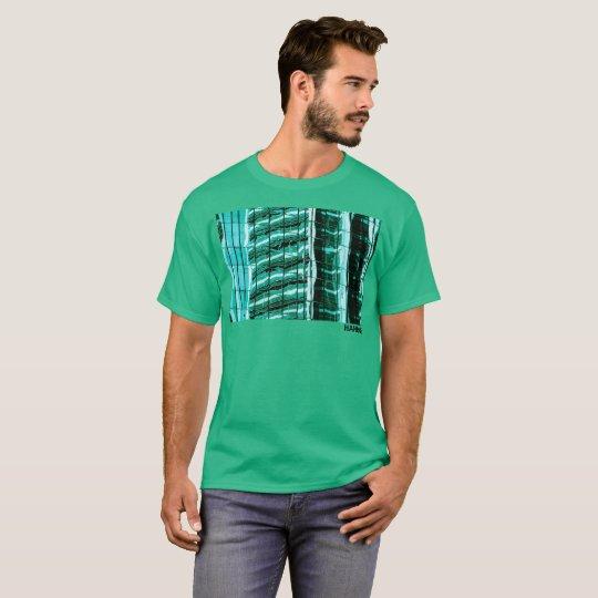 HAMbWG - T-Shirt - Golden Highway  031917 0925