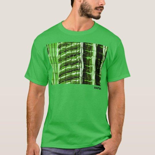 HAMbWG - T-Shirt - Green Glass 031917 0920