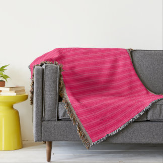 HAMbWG Throw Blanket - Pink/Pink