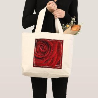 HAMbWG - Tote Bag - Red Rose