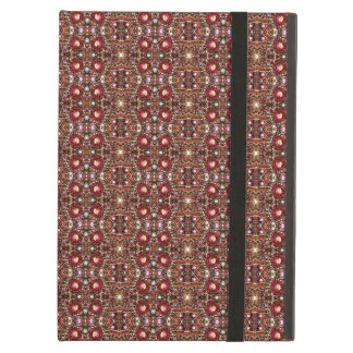 HAMbyWG - Apple iPad Air - Red Jewels Cover For iPad Air