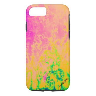 HAMbyWG - Apple IPhone & Tough Case - Pink Heat