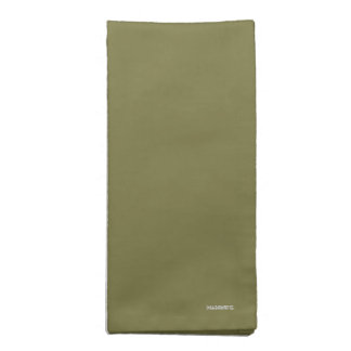 HAMbyWG - Cloth Napkins (4) - Olive Solid