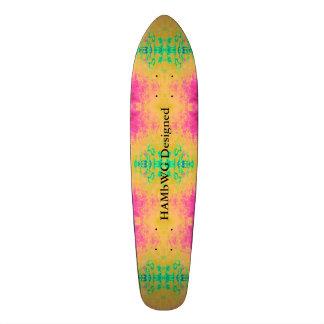 HAMbyWG Designed - 80's California Skateboard