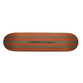 HAMbyWG Designed - Skateboard - O/A/G