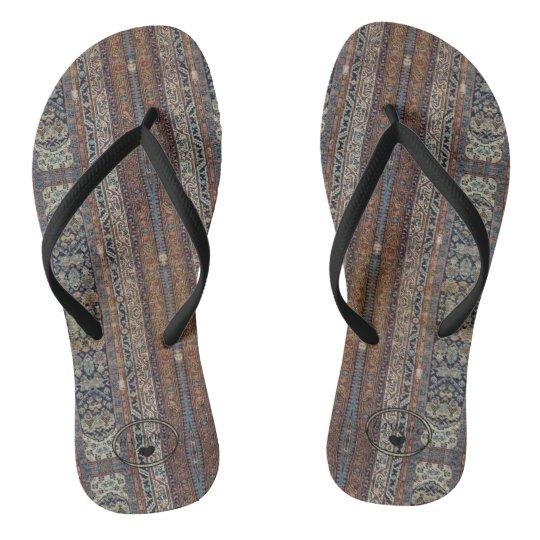HAMbyWG Flip-Flops - Boho Hippy Flip Flops