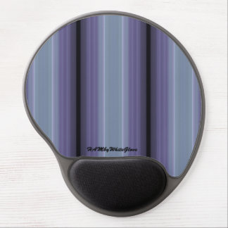 HAMbyWG - Gel Mouse Pad - Lilac