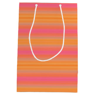 HAMbyWG - Gift Bag - Bright Orange Pink