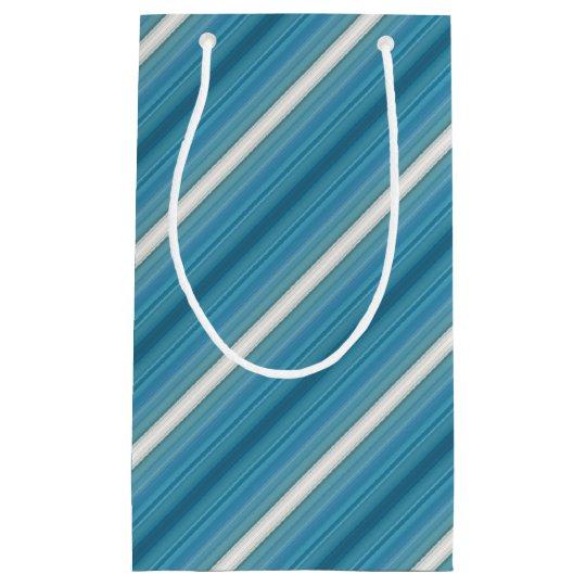 HAMbyWG - Gift Bags - Aquamarine Stripe