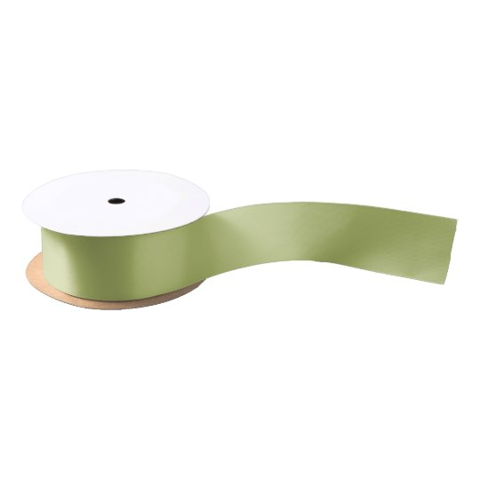 HAMbyWG - Gift Ribbon - Celery Satin Ribbon