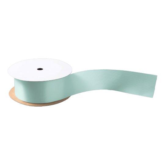 HAMbyWG - Gift Ribbon - Minty Satin Ribbon