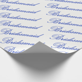 HAMbyWG - Gift Wrap -Bridesmaid Wrapping Paper