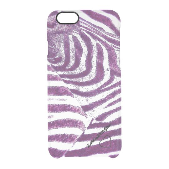 HAMbyWG iPhone 6/6s Clearly™ Deflector Case - Viol