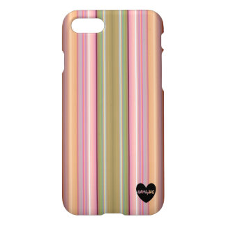 HAMbyWG - IPhone 7/7 Plus Case - Raspberry/Lime