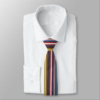 HAMbyWG - Men's Necktie - Marvel-us Stripe