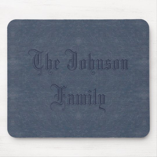 HAMbyWG - Mouse Pad - Navy