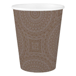 HAMbyWG - Paper Cup, 9 oz - Bohemian Beige Paper Cup