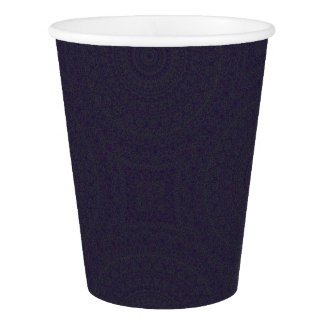 HAMbyWG - Paper Cup, 9 oz - Bohemian Purple Paper Cup