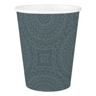 HAMbyWG - Paper Cup, 9 oz - Bohemian Spruce Paper Cup
