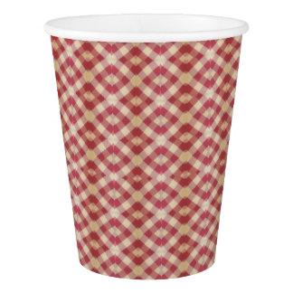 HAMbyWG - Paper Cup - Read & Beige Print