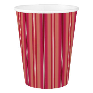 HAMbyWG - Paper Cup - Single Rose Stripe
