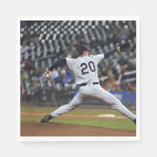 HAMbyWG -  Paper Napkins - Baseball
